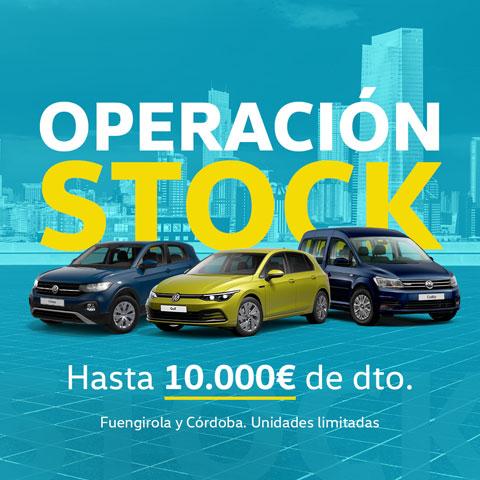 Operación Stock Volkswagen