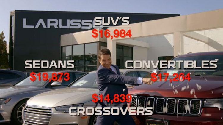 Concesionarios de película (y series)