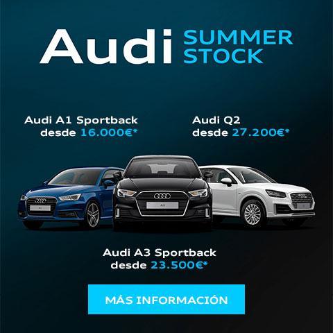 Audi Summer Stock