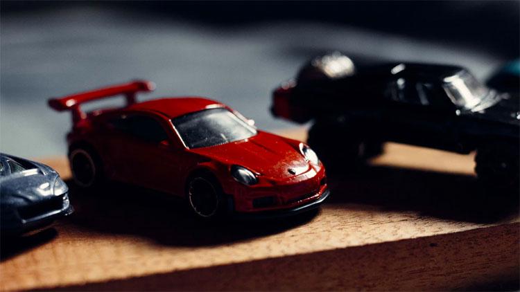 Los modelos de coche preferidos de los niños